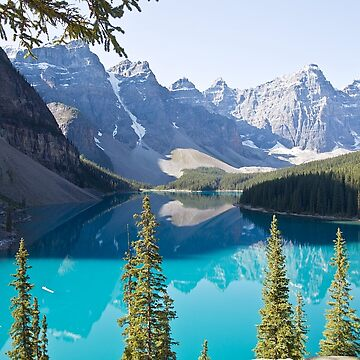 Lake Moraine 2 - Alberta, Canada by Photograph2u