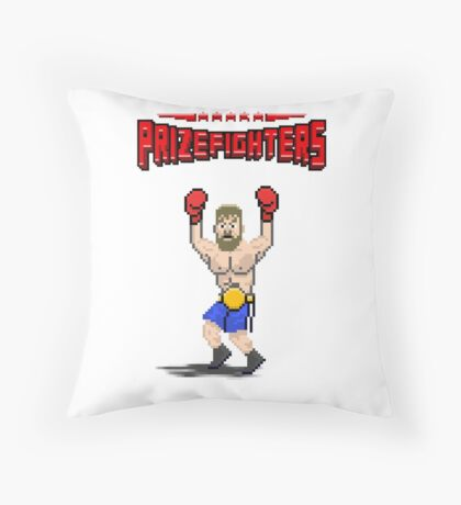 SOCOMAO3 Custom Tee Throw Pillow