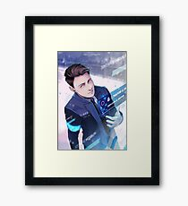 My Name is Connor Framed Print