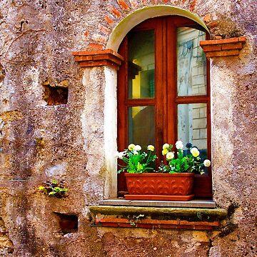 Maratea Window by lenzart