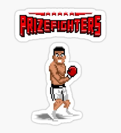 Prizefighters Logo and Icon Sticker