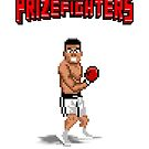 Prizefighters Logo and Icon by nintendunk