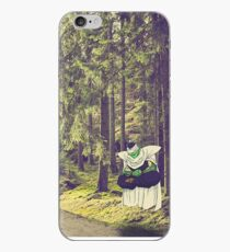 Piccolo's Pensive Meditation iPhone Case