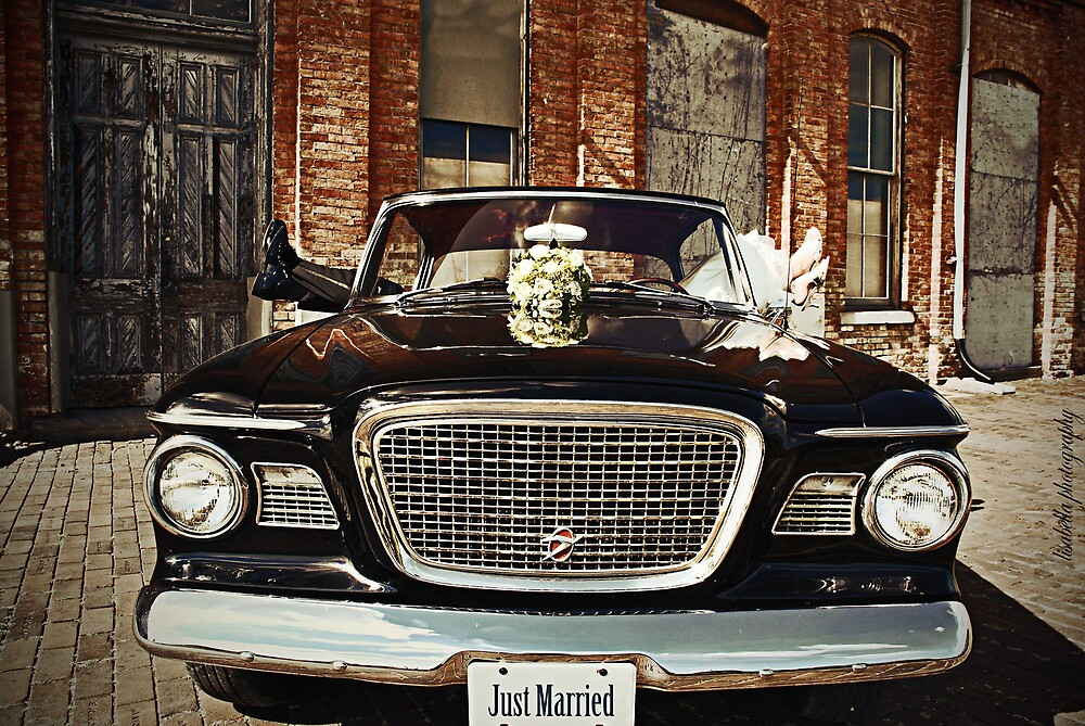 Just Married by lisabella