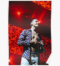 G Eazy Live Concert Poster