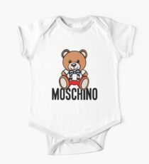 moschino bear One Piece - Short Sleeve