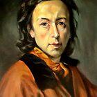 Studie nach Anton Raphael Mengs 1728-1779 Getriebe von Hidemi Tada