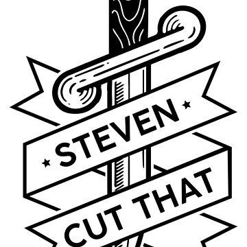 Steven! Cut that! - MFM by Batg1rl