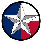 Texas Lone Star by Sun Dog Montana