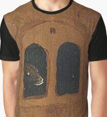 Hieronymus Bosch, the Haywain Triptych, panel painting, fragment, #HieronymusBosch, #HaywainTriptych, #panel, #painting, #fragment,  #Bosch Graphic T-Shirt