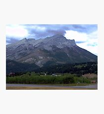 Alberta Foothills Photographic Print