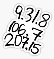 Jiraiyas Last Message Sticker