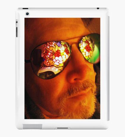 Artist in Contemplative State iPad Case/Skin