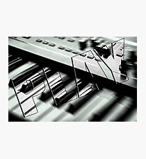 Let's Play Piano Photographic Print