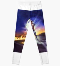 Back to the Future Marty! Leggings