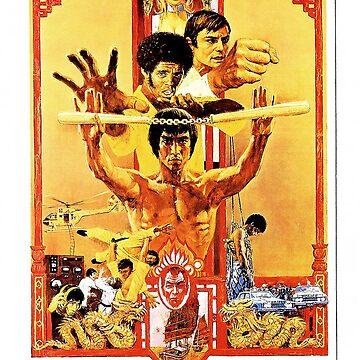 Bruce Lee Enter the Dragon! by danktho