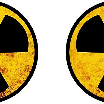 T-shirt for the Coolest Girl, Cool and Radioactive cChick  by artbaggage