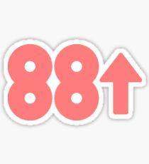 88Rising Sticker