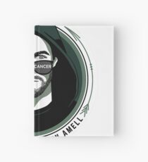Handsome Man Hardcover Journal