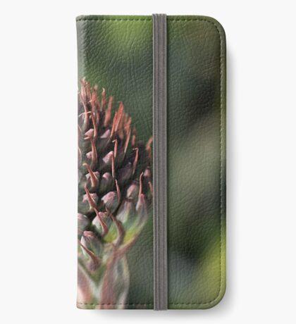 Succulent Bud iPhone Wallet