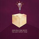 Good ideas – purple by Jens Callius