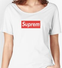 Suprem Women's Relaxed Fit T-Shirt