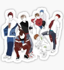 NCT DREAM - GO Sticker