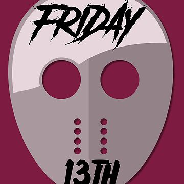 Friday 13TH Jason Mask Halloween by itsmwaura