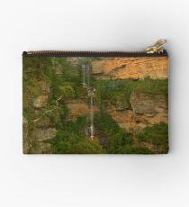 Katoomba Falls .. & lots of it. Studio Pouch