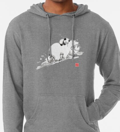 Are we bearly there yet? Lightweight Hoodie