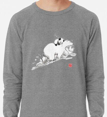 Are we bearly there yet? Lightweight Sweatshirt