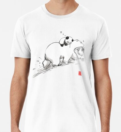 Are we bearly there yet? Premium T-Shirt