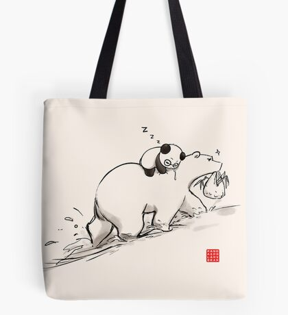 Are we bearly there yet? Tote Bag