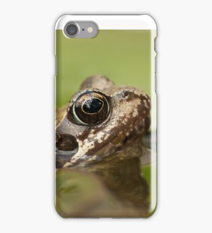 Summertime Frog iPhone Case/Skin