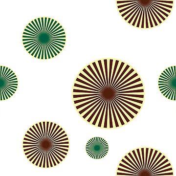 Fan-wheel-circles LARGE by ElysiumDesign