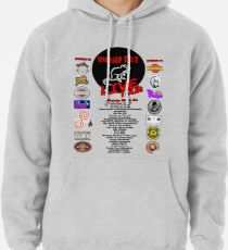 Maus Ratte Live Tour Edition Hoodie