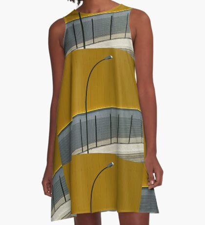 Curve A-Line Dress
