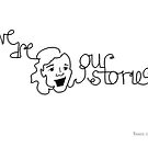 We Are Our Stories by Chrissie Bonner