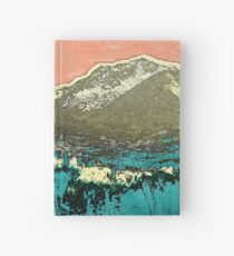 A long road Hardcover Journal