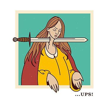 UPS! by bresquilla