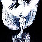 Phoenix Rising  by whittyart