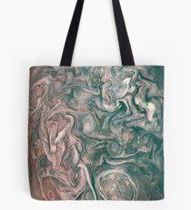 Jupiter Abstract Painting Tote Bag