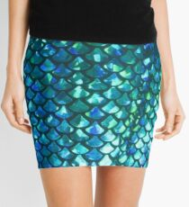 Mermaid Scales v1.0 Mini Skirt
