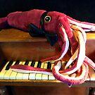 Lounge Squid by ArthurDurkeeArt