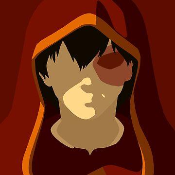 Zuko - Avatar: The Last Airbender  by kymsus