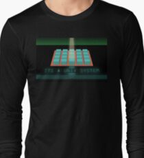 It's a UNIX system... I know this! Long Sleeve T-Shirt