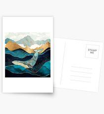 Blauwal Postkarten