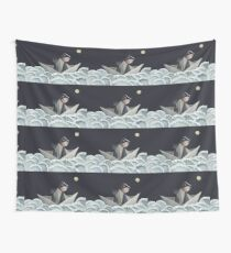 The Pirate Ship Wall Tapestry