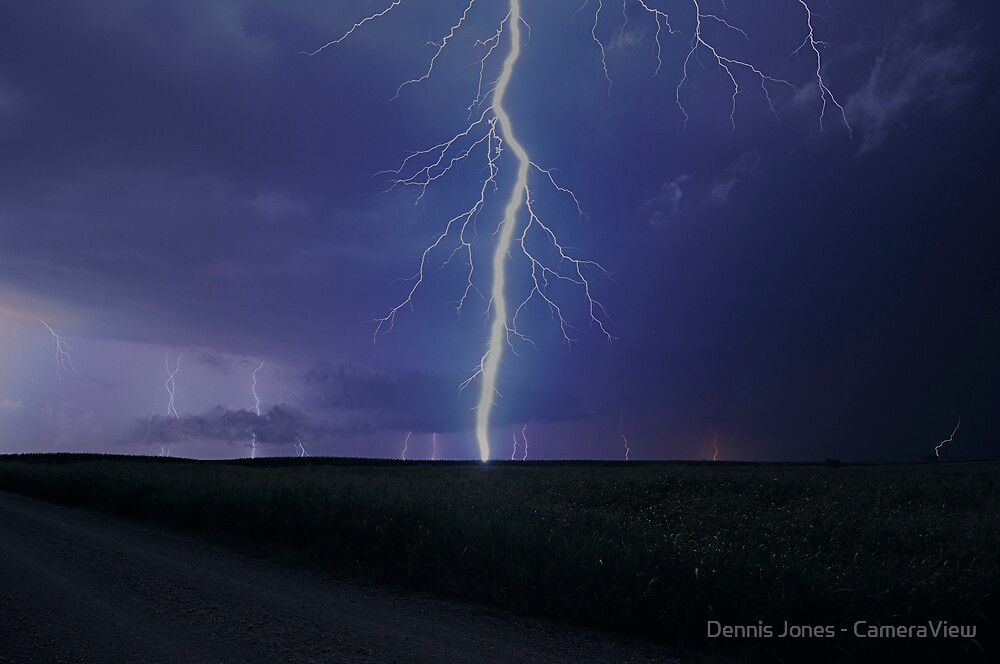 Less than 30 Seconds..... by Dennis Jones - CameraView