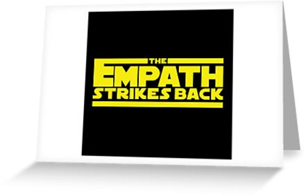 The Empath Strikes Back Star Wars Parody Subversive Symbolism